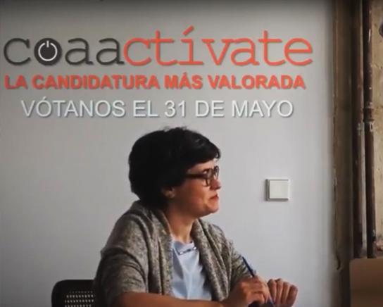 COAACTIVATE – Campaña electoral