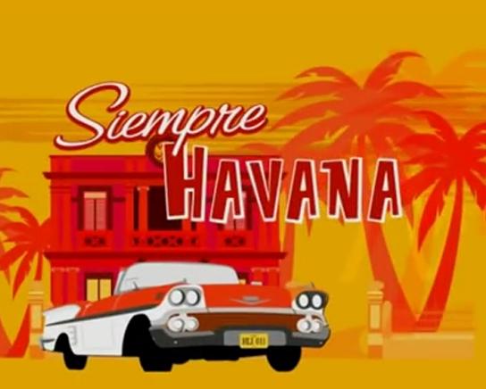 Trailer Siempre Habana