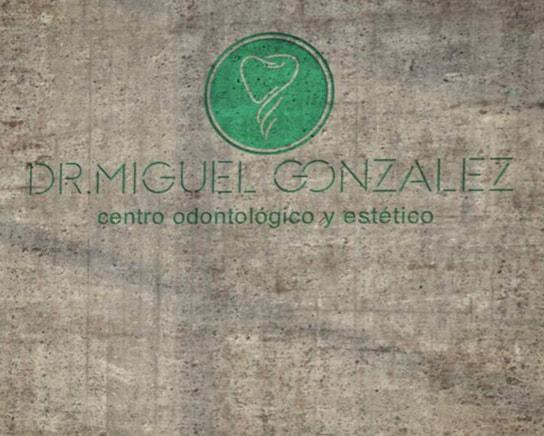 DR. MIGUEL GONZALEZ